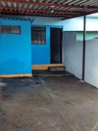 Casa Jundiaí Mirim 2 comodos individual com garagem ( Frente)