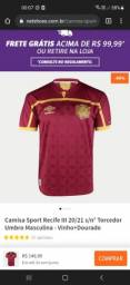 Camisa do Sport (Seminova)