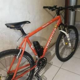 Bicicleta aro 26 especialized 0ut Cult série especial