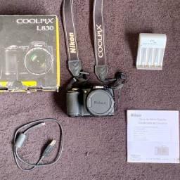 Câmera Nikon Coolpix L830