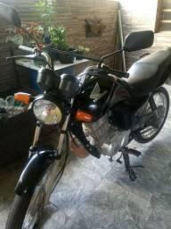 Moto cg Fan 125 ES 2013