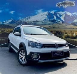 Título do anúncio: Volkswagen Saveiro Cross 1.6 Flex Manual Cabine Dupla