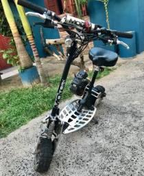 Patinete a motor Motork
