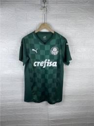 Camisa Palmeiras I 21-22 - Versão Torcedor