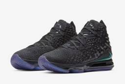 Tênis Nike Lebron 17 Global Currency