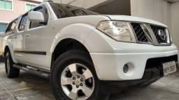 Nissan Frontier Se Stric 4 x 4 Tb 2.5 Diesel Raridade Completo 2012