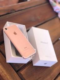 Iphone 7 Rosé 128 gb - 100% novo e original - Maior promoção de Iphones de todos os tempos