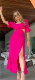 Título do anúncio: Vestido Midi