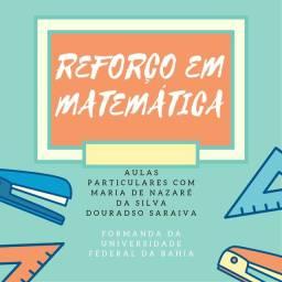 Aula de Reforço em Matemática