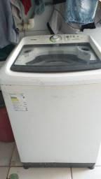 Vendo uma máquina de lavar roupa de lavar roupa de marca consul 16kg