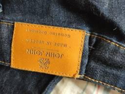 Vendo calça jonhjonh Tam 44  usada 1 vez