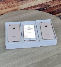 Iphone 8 64gb GOLD ** 100% novo 100% original, acessórios 100% originais