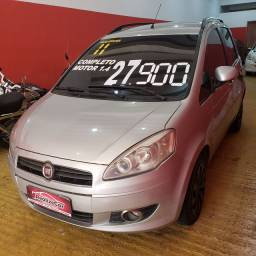 Fiat Idea Attractive 2011