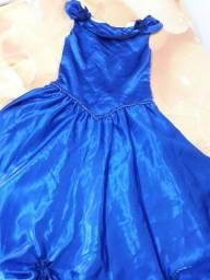 Título do anúncio: Vestido festa luxo infantil