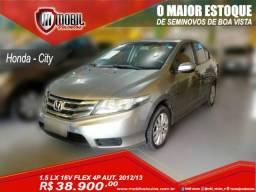 Honda City  1.5 LX 16V FLEX 4P ALT - 2013