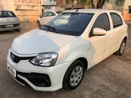 Toyota etios 1.3 x flex - 2018