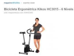 Bicicleta Ergométrica ( Nova )