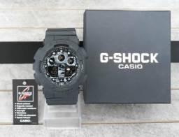 3e37bb272ca Relógio G Shock Casio Preto Novo