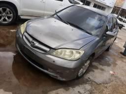 Civic sucata inteira para venda de peças MG Imports - 2006