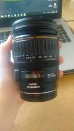 Lente Canon 28-135mm, usado comprar usado  Campo Grande