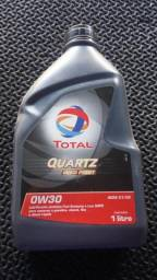 Usado, Oleo 0w30 100 sintético total comprar usado  Rio de Janeiro