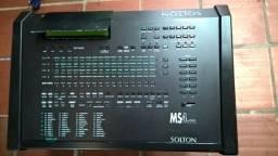 Módulo midi MS4 Soltom c/ritmos e timbres faço brik(51)991098040