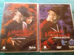 DVD coleção: A hora do pesadelo (c/ 07 dvd´s). Seminovo ( usado uma vez) comprar usado  Rio de Janeiro