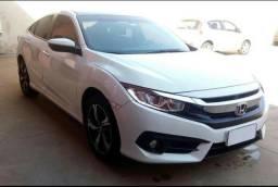 Honda Civic 2.0 16v 4p EXL Flex CVT - 2017