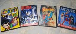 DVD Super Heróis