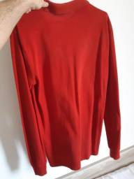 Camisa de malha Polo Ralph Lauren - Nova/Original (P)