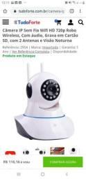 Câmera robô ip Wi-Fi