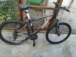 Bicicleta aro 29 quadro 21, aceito troca tv smart