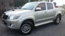 Toyota Hilux SRV Top CD 3.0 16v 4x4 13/13 - 2013