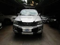 TOYOTA HILUX 2012/2012 2.7 SR 4X2 CD 16V FLEX 4P AUTOMÁTICO - 2012