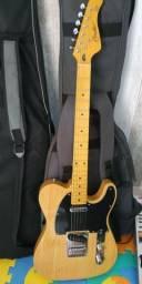Guitarra Condor Telecaster CTX-50 aceito trocas com volta