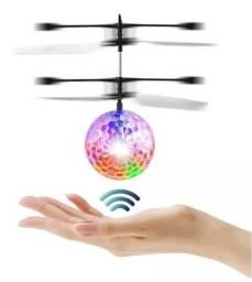 Bolinha Voadora Flying Ball Fly Bola Helicoptero Mini Drone- Loja Minichina