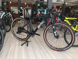 Bicicleta Aro 29 BMC Teamelite 02 GX Fox 10kg 2018