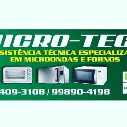 Micro-tech assistência técnica especializada em microondas