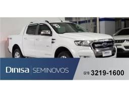 Ford Ranger 3.2 limited 4x4 cd 20v diesel 4p automático - 2018