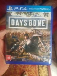 Baixei o preço Days gone