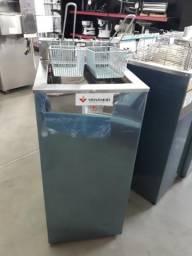 Fritadeira SFAO-6 elétrica água e óleo 29 lts. Venâncio