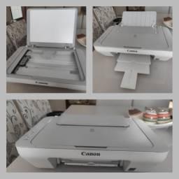 Vendo Impressora Canon MG 2410