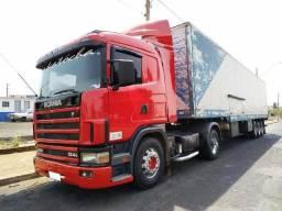 Conjunto Scania R124 360 - 2002