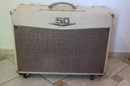Amplificador valvulado Crate Palomino V50 - 50w 212