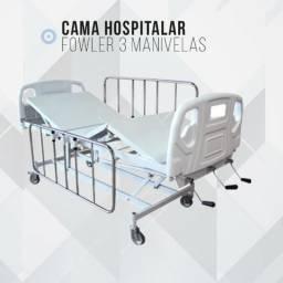 Cama hospitalar motorizada locação ou venda
