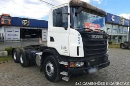 Scania G480 6x4