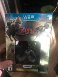 Legend Of Zelda: Twilight Princess Hd + Wolf Link Amiibo - Nintendo comprar usado  Novo Hamburgo