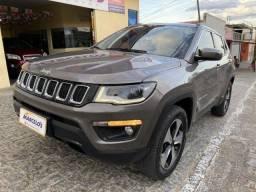 Jeep Compass Longitude 2017/2017 4x4 Diesel | Único Dono | Novo!!