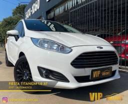 New Fiesta Titanium 1.6 automático 2017