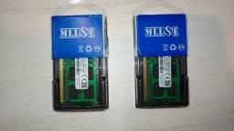 Memória Ram DDR3 16GB 1600mhz para Notebook